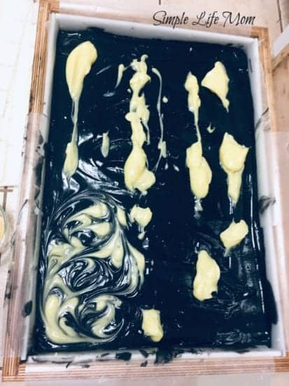 Peppermint Charcoal Soap Recipe from Simple Life Mom
