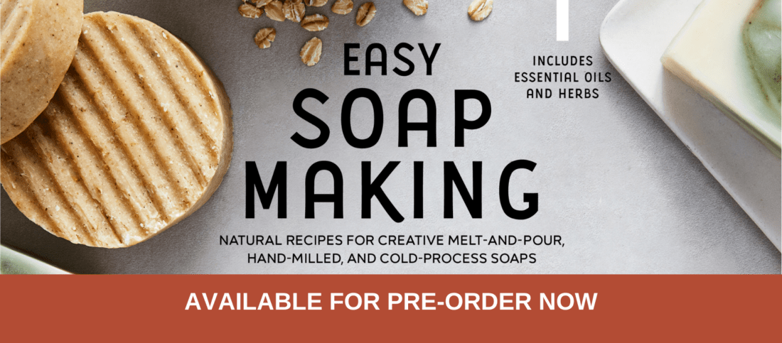 Easy Soap Making by Kelly Cable