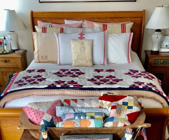 Homestead Blog Hop Feature - Hooray for Red White and Blue 1