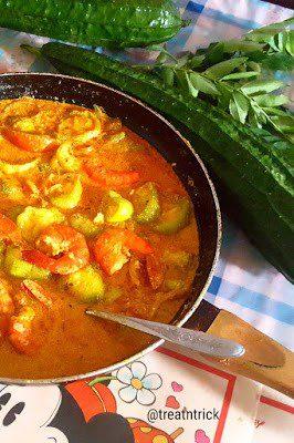 Homestead Blog Hop Feature - easy recipe - petola masak lemak