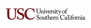 University of Southern California wordmark logo