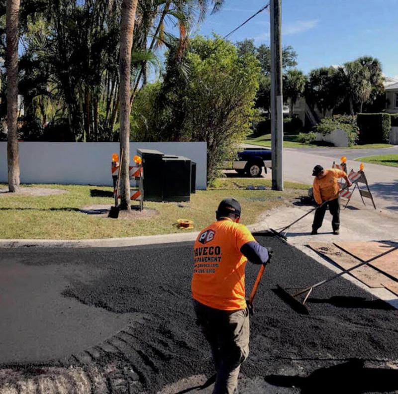PaveCo National asphalt services