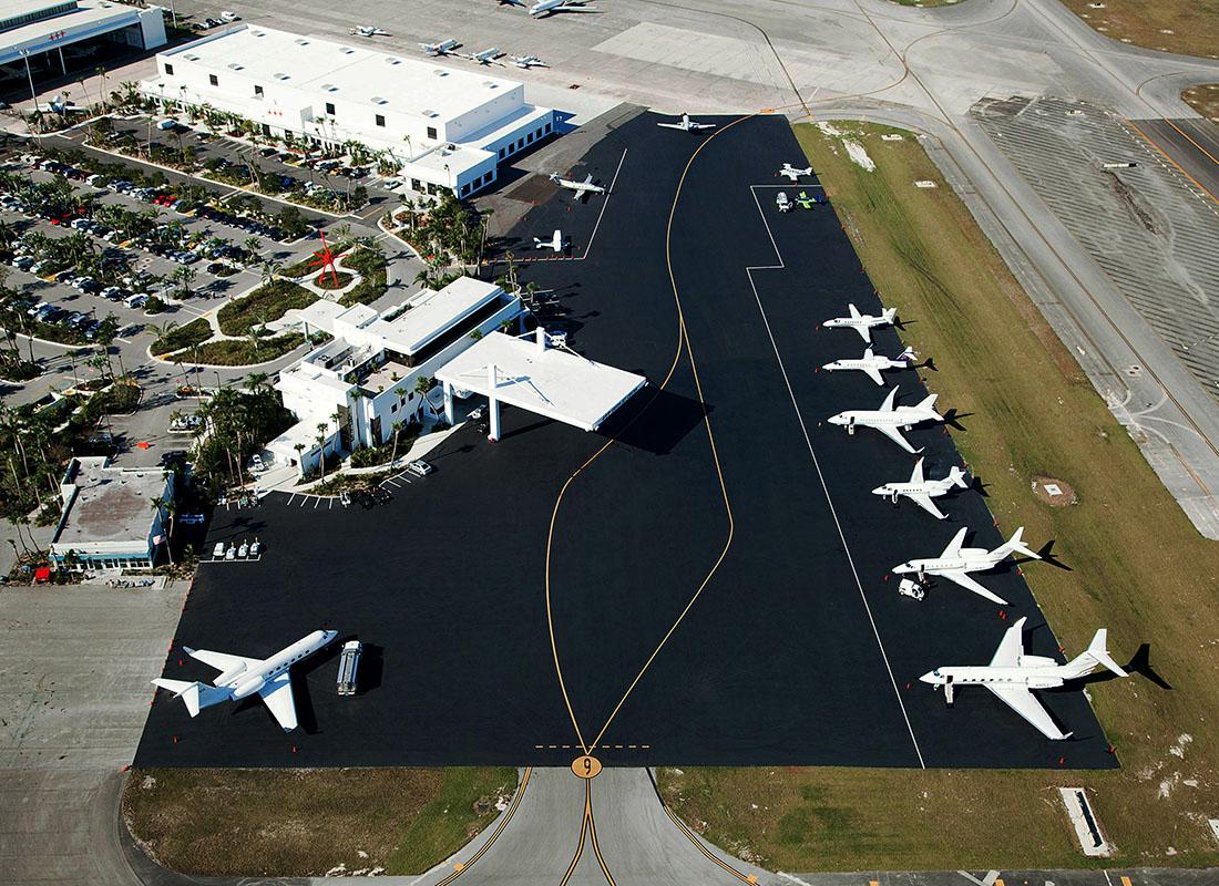 PaveCo Airport Runway