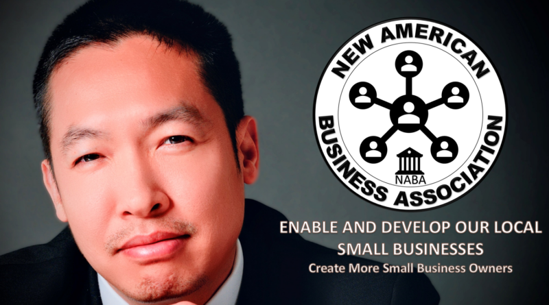 Di Tran - Co-Foundation of New American Business Association