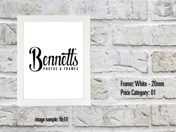 White painted brick wall full frame background with gritty textu
