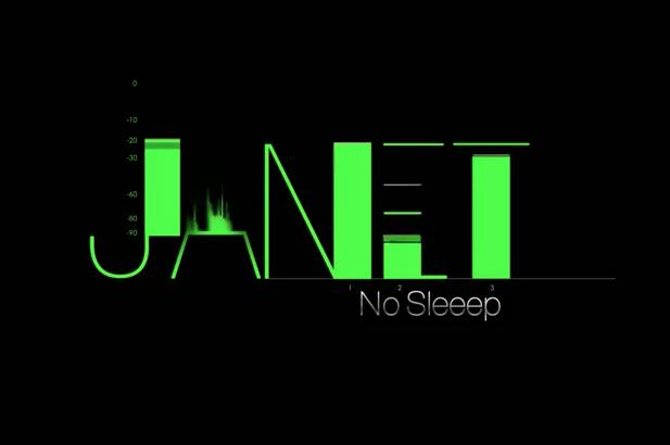 Janet Jackson No Sleeep