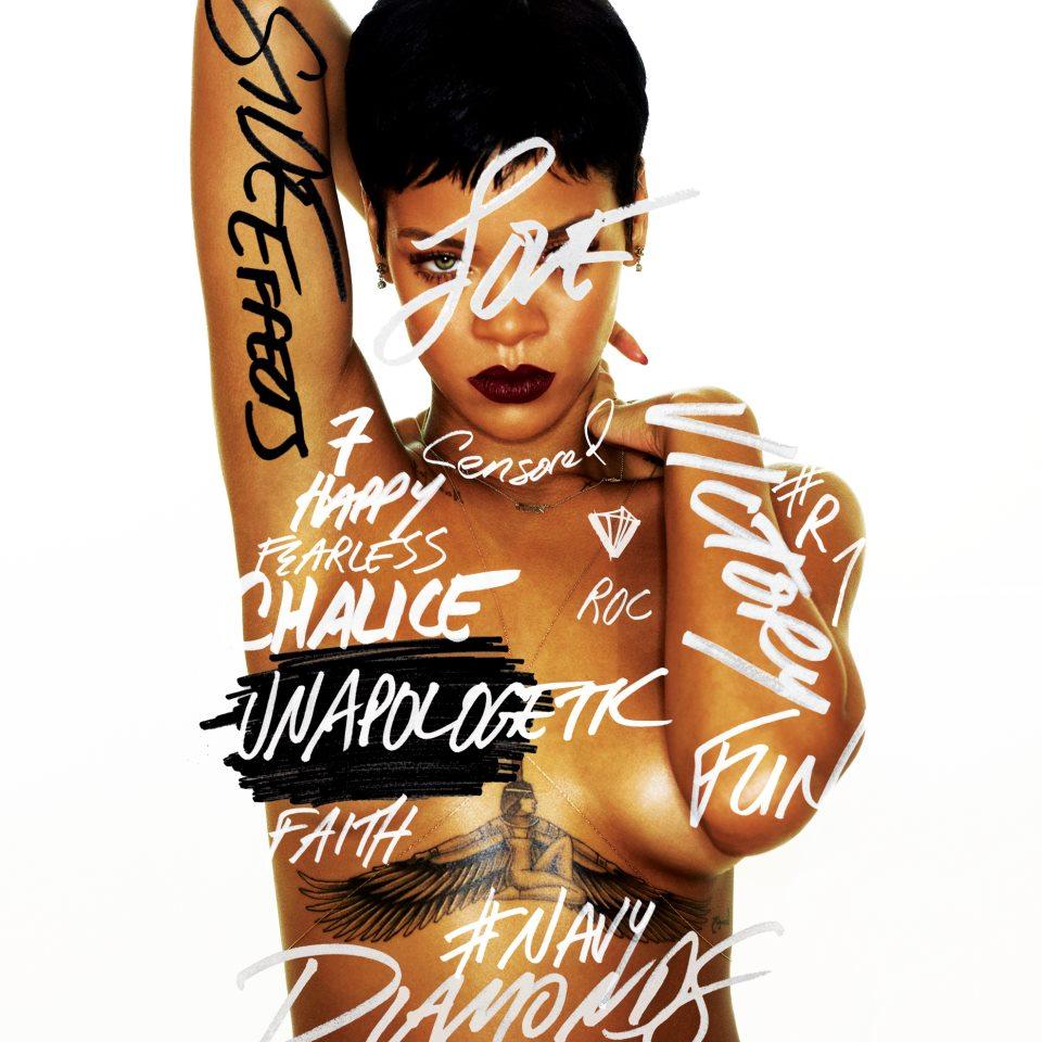 Rihanna Unapologetic album