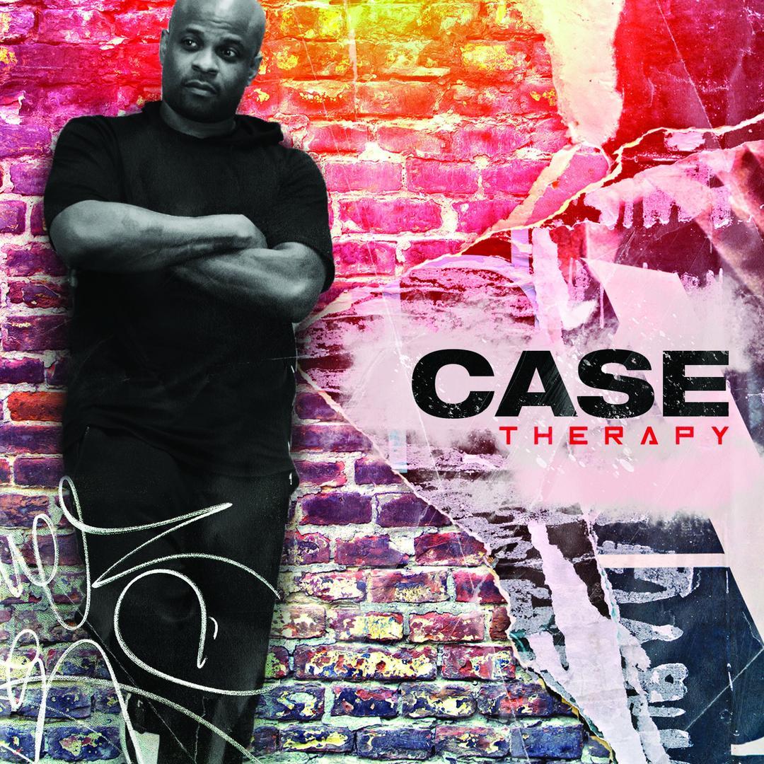 """Case """"Therapy"""" album"""