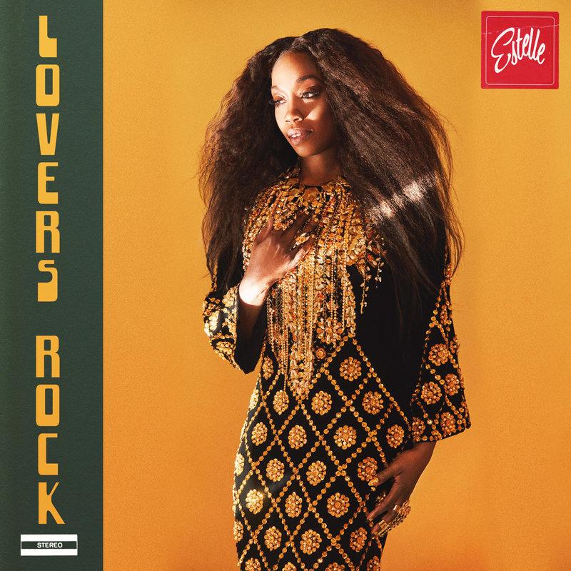 Artwork for Estelle's Lovers Rock album