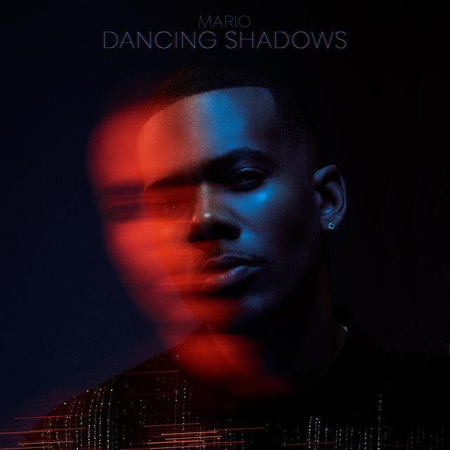 """Mario """"Dancing in Shadows"""" album cover"""