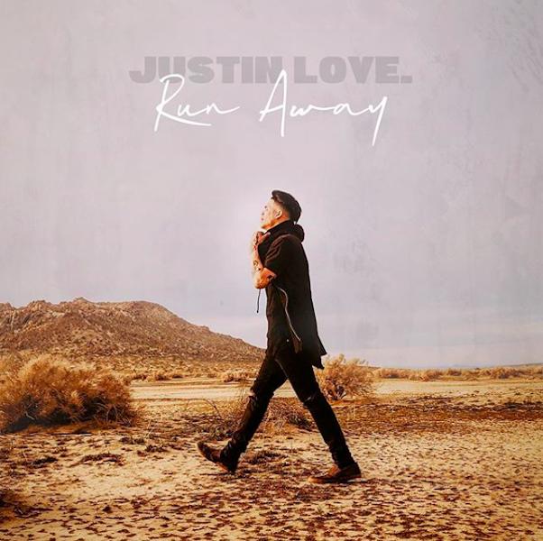 Justin Love Runaway single cover