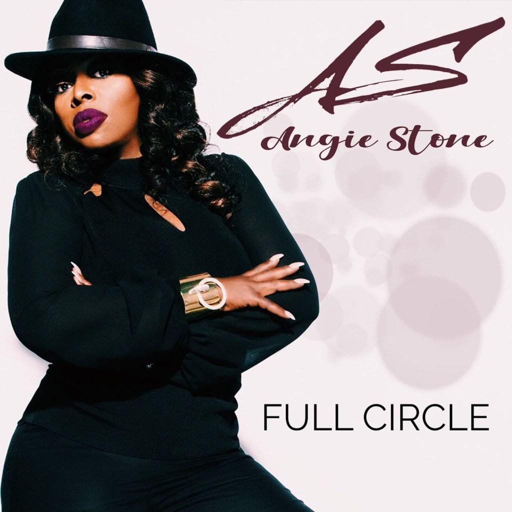 "Angie Stone ""Full Circle"" album cover"