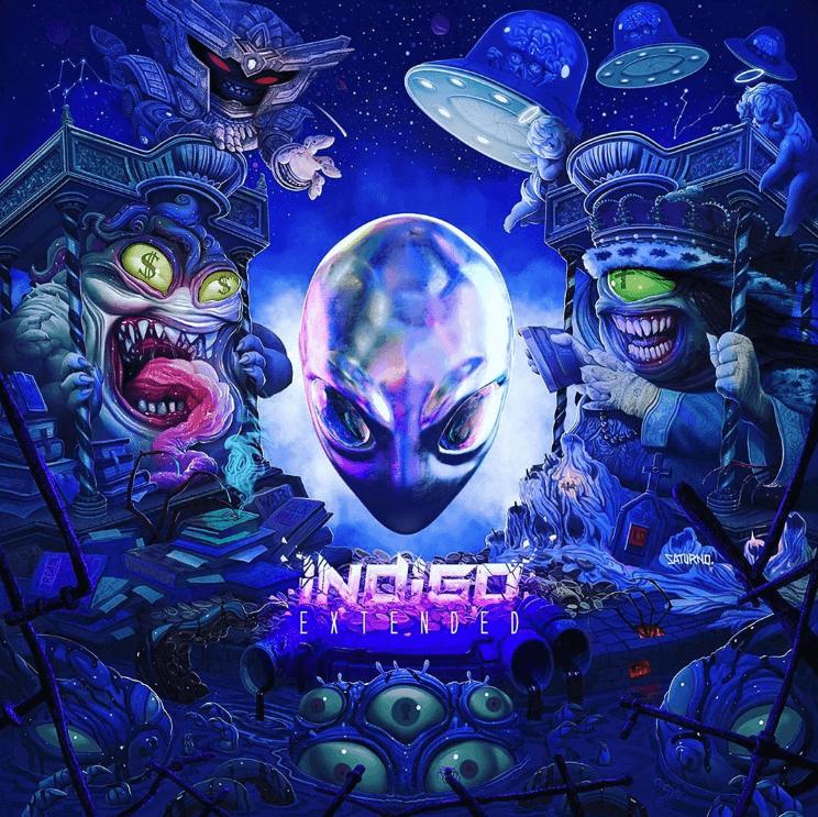 Chris Brown Indigo Extended album cover