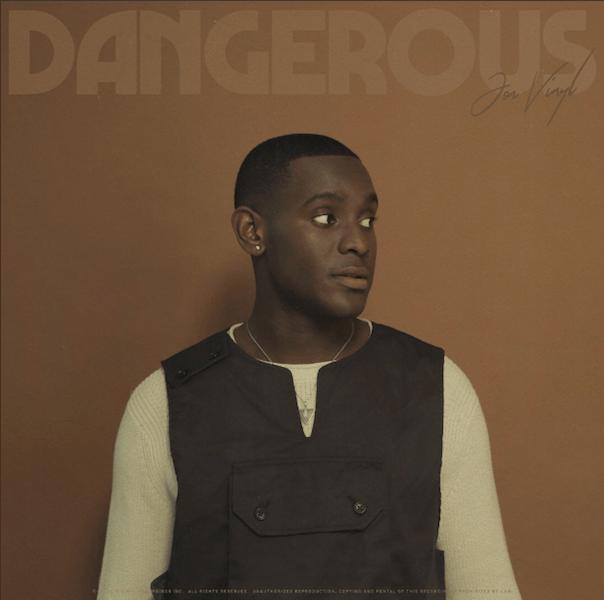 """Jon Vinyl """"Dangerous"""" EP cover"""