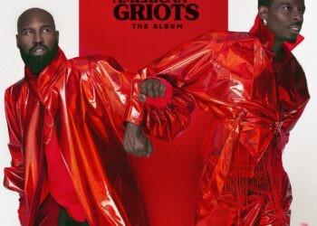 "Louis York ""American Griots"" album cover"