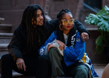 Skip Marley and H.E.R. press photo