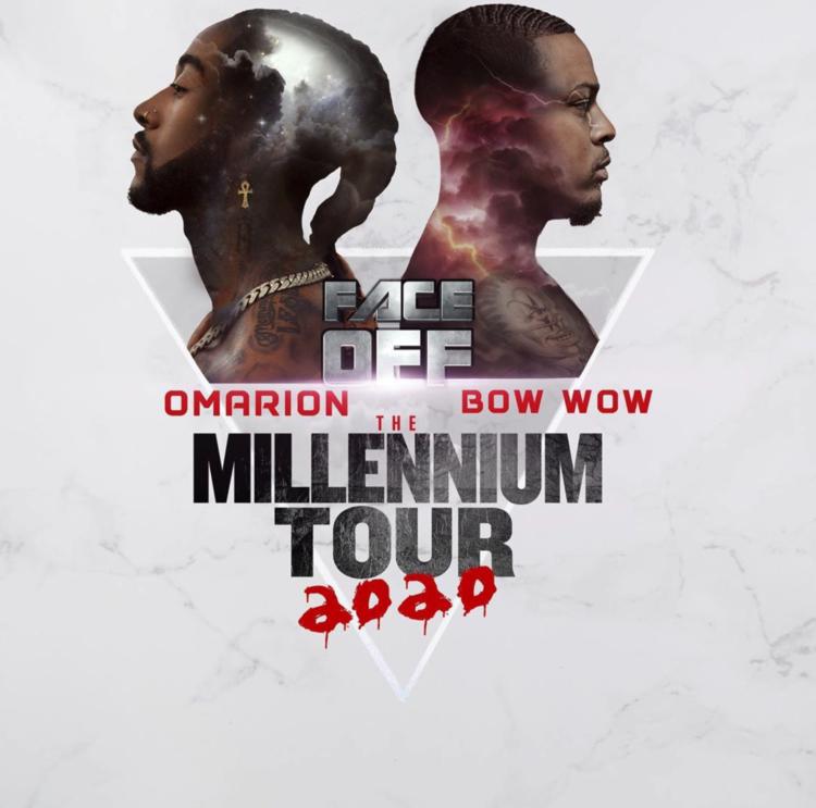 Omarion The Millennium Tour 2020