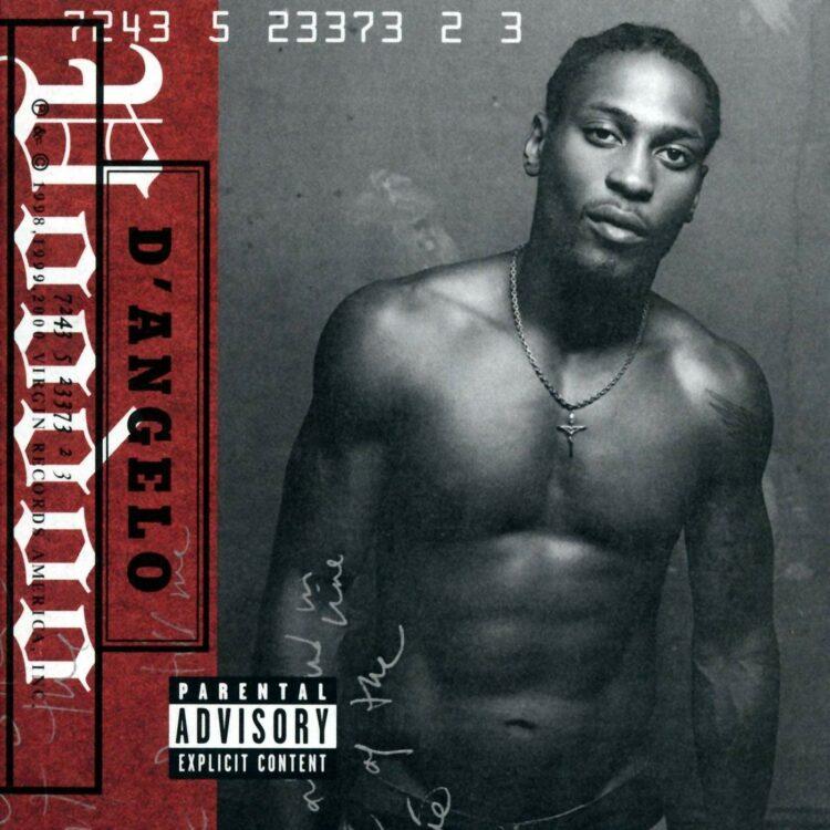 """D'Angelo """"Voodoo"""" album cover"""