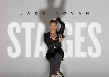 "Jade Novah ""Stages"" album artwork"