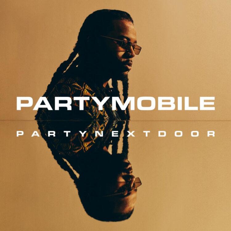 Partymobile album cover