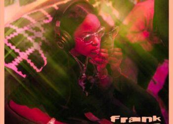 "Kaash Paige ""Frank Ocean"" single cover"