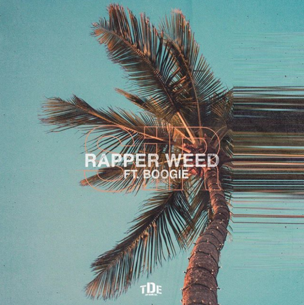 SiR Rapper Weed single cover