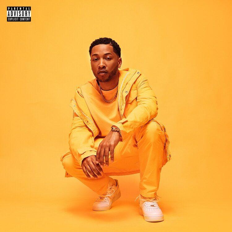 Jacob Latimore C3 album cover