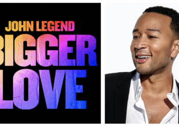 John Legend Bigger Love