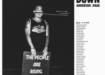 Anderson .Paak Lockdown cover art