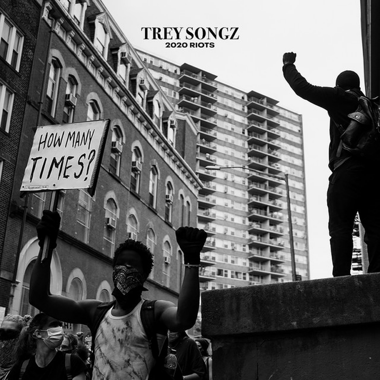 Trey Songz 2020 Riots