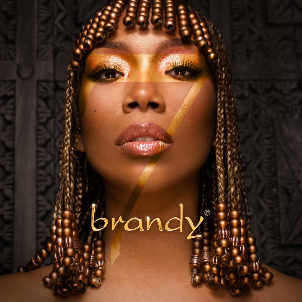 Brandy B7 Album Review