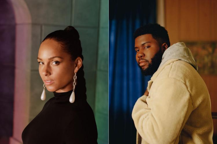 "Alicia Keys and Khalid ""So Done"""