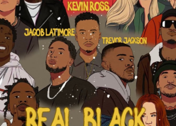 Kevin Ross, Trevor Jackson, Jacob Latimore Real Black