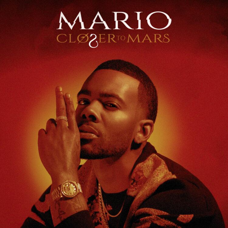 Mario Closer To Mars EP artwork