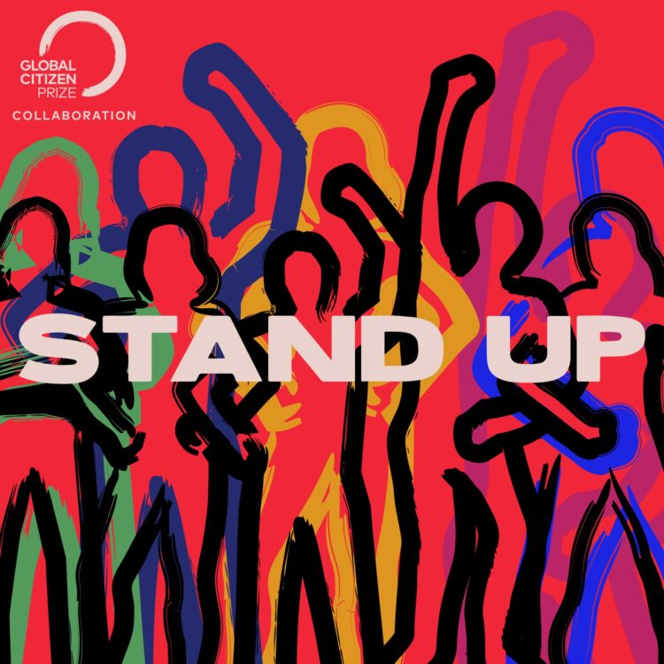 Global Citizen Stand Up album cover
