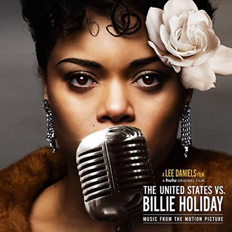 The United States vs. Billie Holiday soundtrack