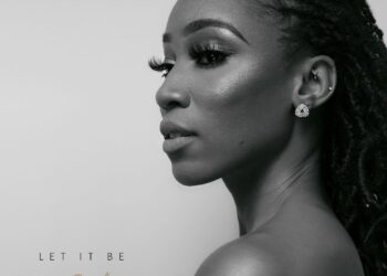 Dondria Let It Be single cover