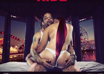 J. Holiday Ride single cover