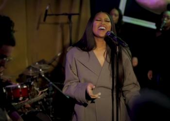 Jazmine Sullivan Tiny Desk Concert