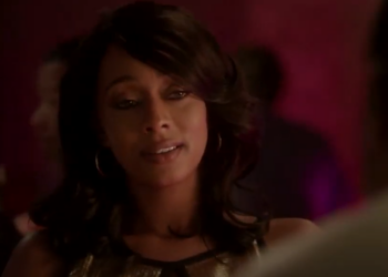Keri Hilson in TV One's movie Don't Waste Your Pretty