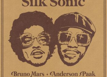 Bruno Mars and Anderson Paak Silk Sonic