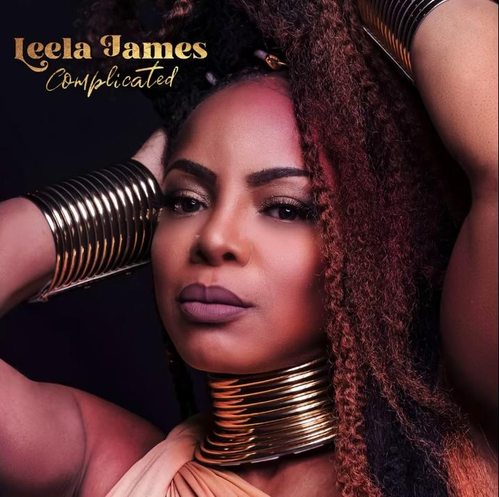 Leela James Complicated single cover