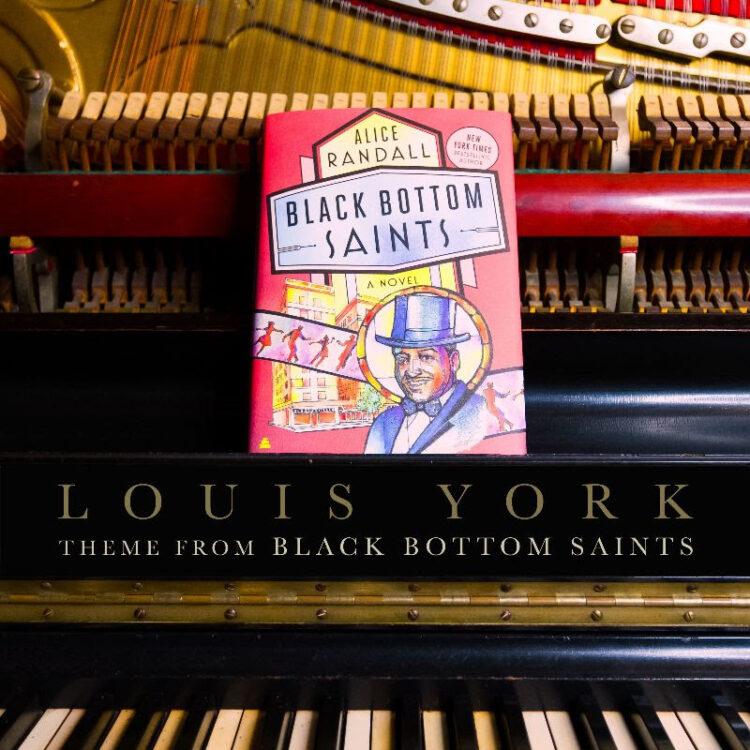 Louis York Black Bottom Saints
