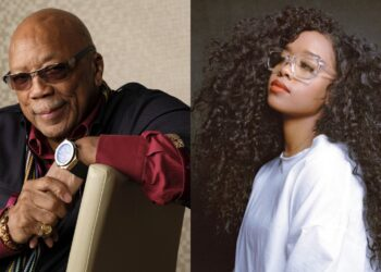 Quincy Jones, H.E.R. Grammy Week event