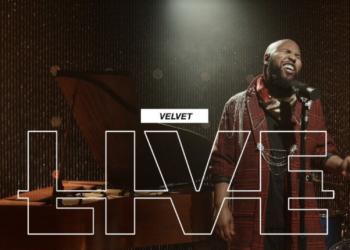 Louis York Velvet Live