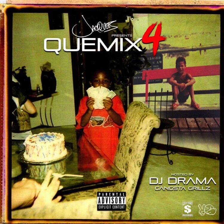 Jacquees QueMix 4 mixtape