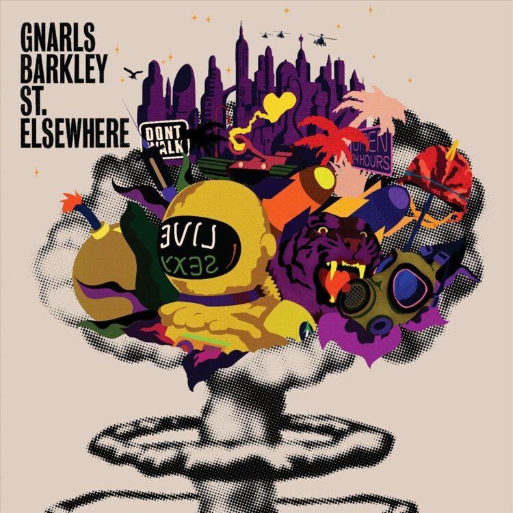Gnarls Barkley St. Elsewhere 15th anniversary