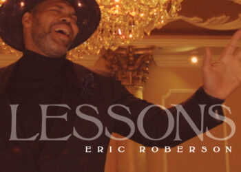 """Eric Roberson """"Lessons"""" single cover"""