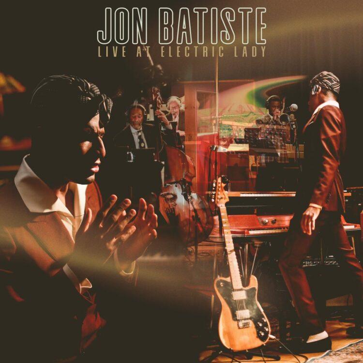 Jon Baptiste Live at Electric Lady