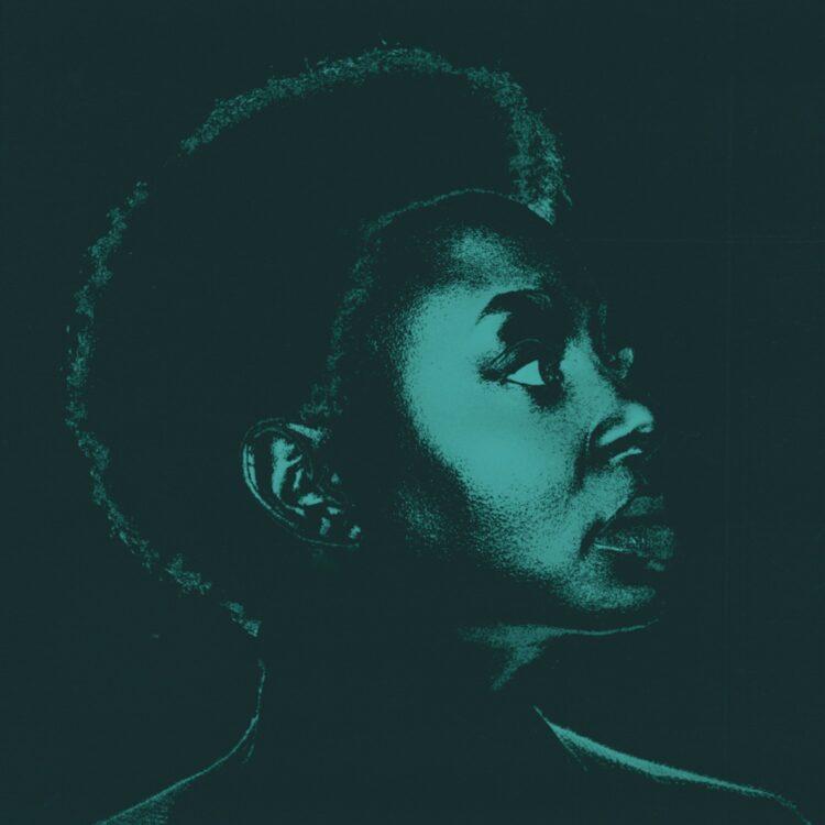 Ledisi Sings Nina EP cover